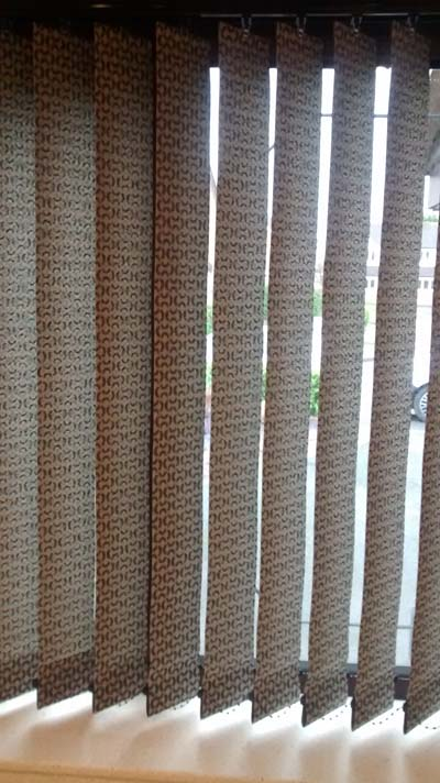 Vertical Fitted Blinds Inspire Blinds Stoke On Trent